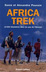 Couverture Africa Trek - tome 1